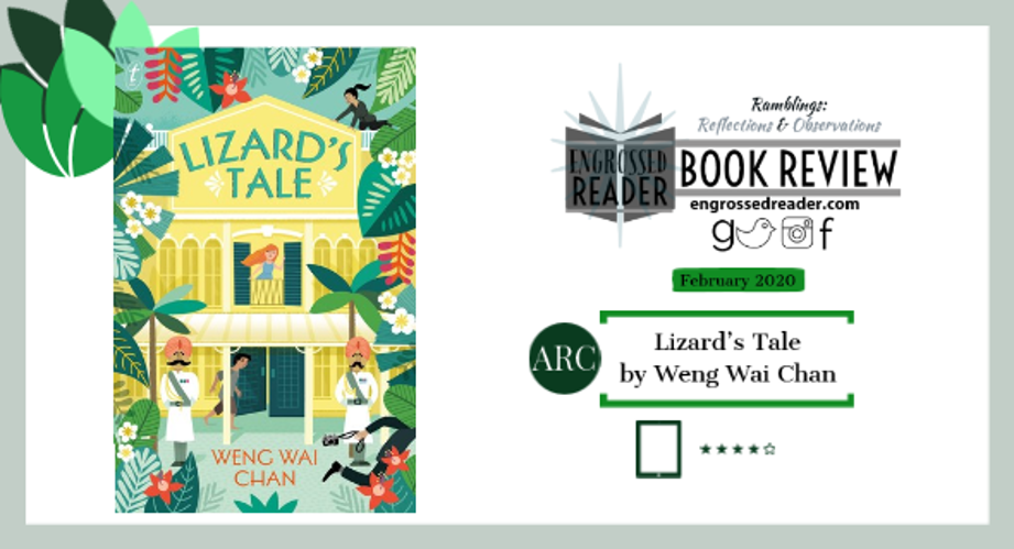 lizards tale blog post cover