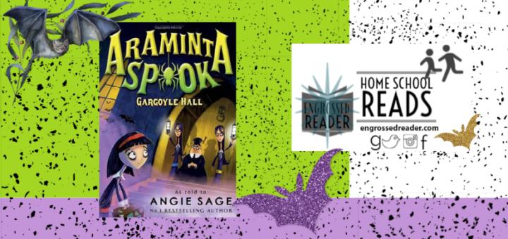 Gargoyle Hall - Araminta Spook, Book 6
