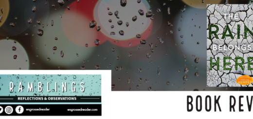 Review - The Rain Belongs Here
